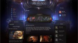 طراحی وبسایت گیمری